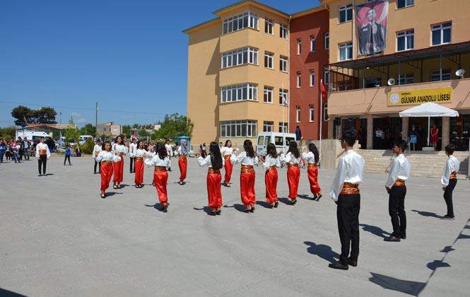 19 Mayıs Atatük'ü Anma Gençlik ve Spor Bayramı Gülnar'da Coşkuyla Kutlandı