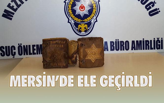 Mersin'de Suçlulara Yönelik Yapılan Çalışmalar Aralıksız Sürüyor