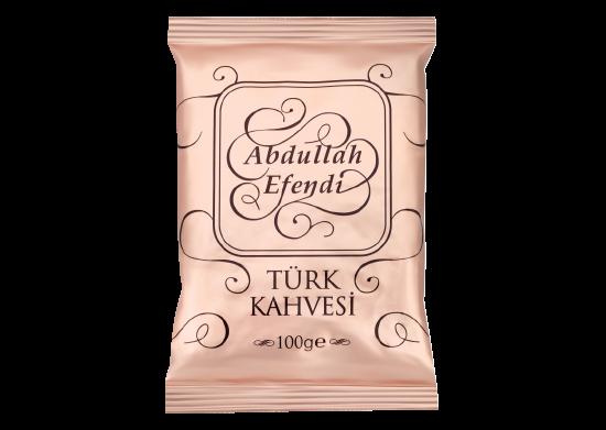 Türk Kahvesi Abdullah Efendi 100 g