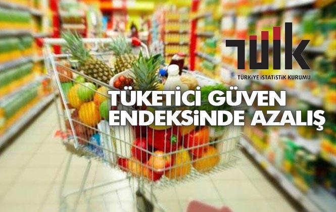 Tüketici Güven Endeksinde Azalış