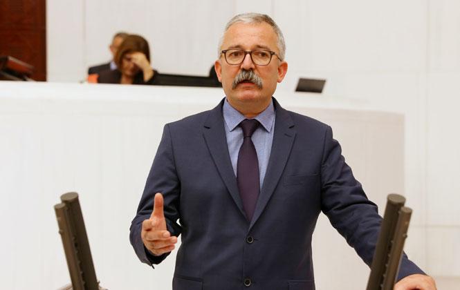 Milletvekili Dr. Turan, Akkuyu Nükleer Santrali TBMM'de Yeniden Gündeme Taşıdı