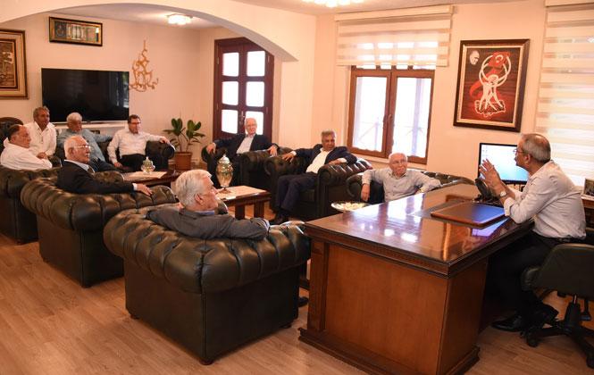 """Başkan Bozdoğan; """"Tarsus, Çukurova'nın Cazibe Merkezi Olacak"""""""