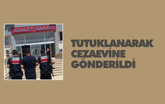 Mersin Anamur'da Hapis Cezası Bulunan Şahıs Yakalanarak Tutuklandı