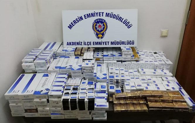Akdeniz İlçe Emniyet Müdürlüğünden Asayiş Raporu