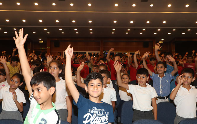 Mersin'de Çocuklara Tiyatro Etkinliği