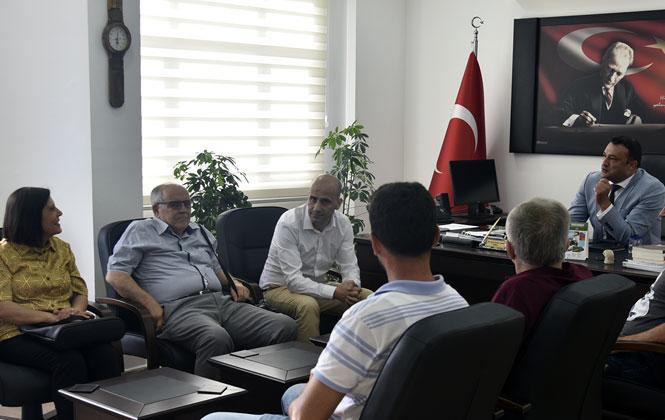 Belediye Başkan Yardımcısı Türkan Kasapoğlu Mezuniyet Törenine Katıldı
