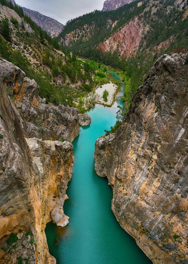 Mersin Yer Köprü, Yerköprü Şelalesi