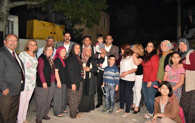 Başkan Yılmaz, Şehit ve Gazi Aileleriyle İftarda Buluştu