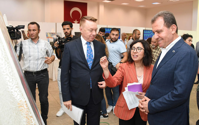 Türklerin Avustralya'ya Göçmen Olarak Gidişinin 50.Yıl Dönümü Sergisi Açıldı