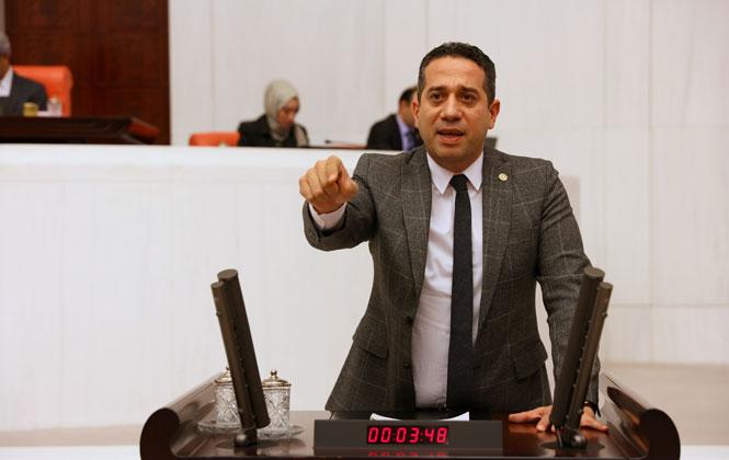 """CHP'li Başarır: """"Hakimlerin Yeni Görevi Etek Boyunu Ölçmek Midir?"""""""