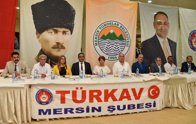 """Başkan Yılmaz: """"Türkmen Kardeşlerimiz Var Oldukça Biz De Güçlü Olacağız"""""""
