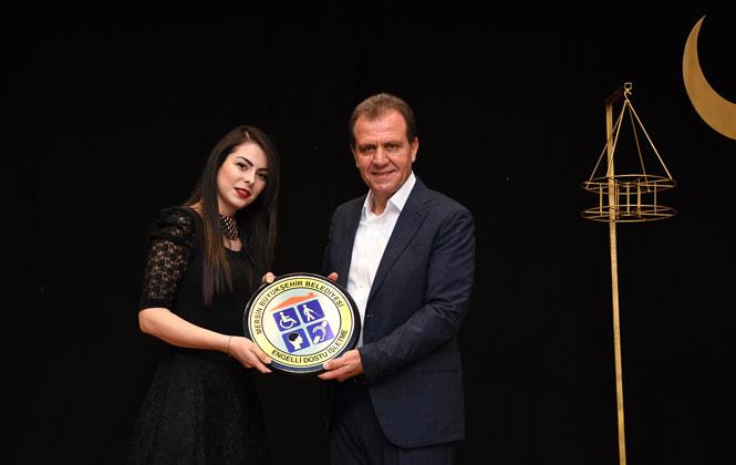 İşbir Yatak Mersin Uyku Merkezlerine Engelli Dostu Ödülü!