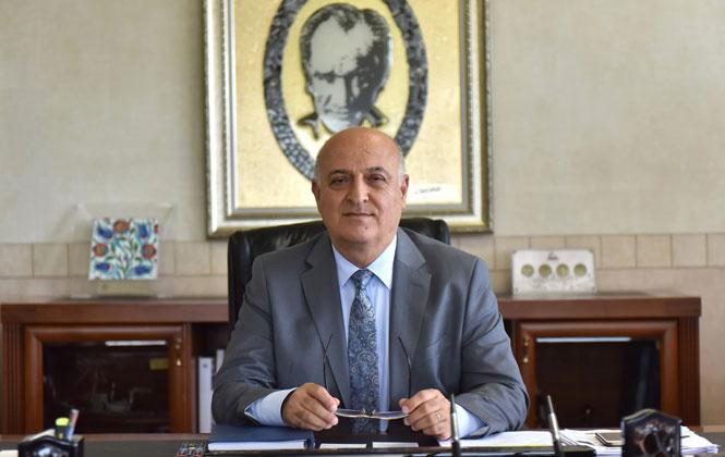 """Başkan Kızıltan, """"İSO Listelerine Giren Mersin Firmaları Rol Modellerimizdir"""""""