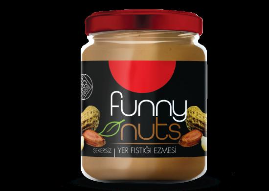 Fıstık Ezmesi Funny Nuts 320 gr