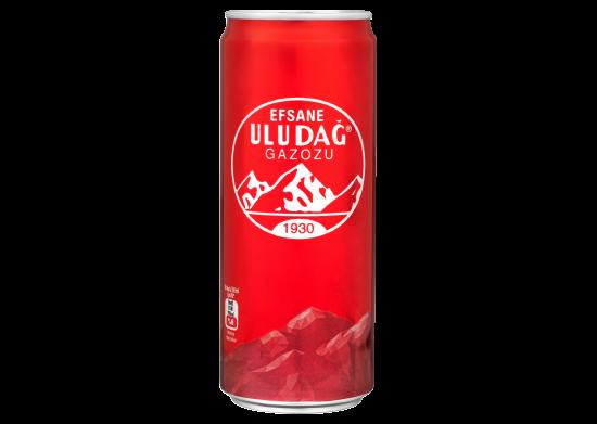 Gazoz Uludağ 330 ml