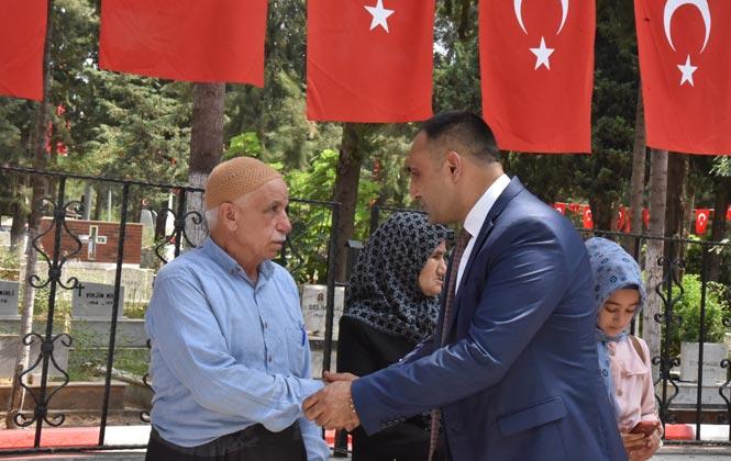 """Başkan Yılmaz; """"Gazilerimiz ve Şehit Ailelerimiz Bize Emanet"""""""