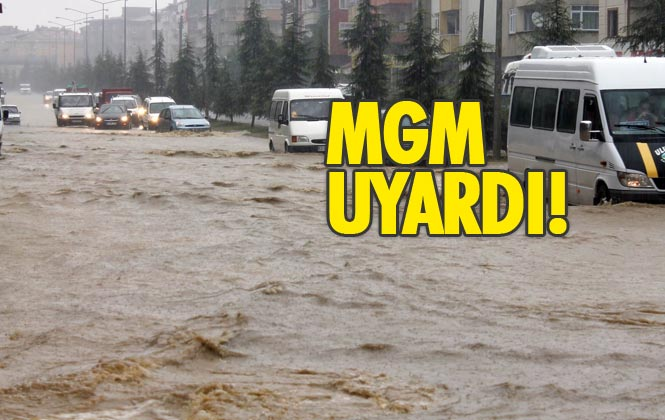 Meteorolojiden Yeni Hafta İçin Akdeniz'e Uyarı!