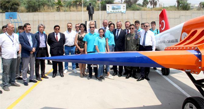 MTOSB Öğrencileri ''Model Uçak'' Üretti