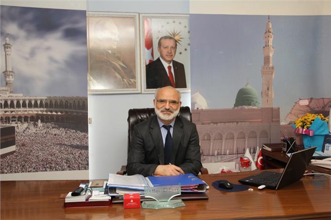 Müftü Dr. Erenay, Ramazan Ayında 21 Bin İnsanımıza İftar Yaptırdık