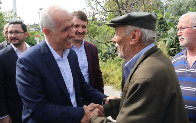"""Akdeniz Belediye Başkanı Gültak; """"Fedakarlık Timsali Çınarlarımızın, Babalar Günü Kutlu Olsun"""""""