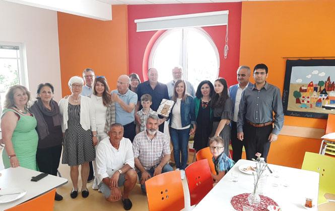 Tarsus Heyetinden, Kardeş Şehir Langen Ziyareti