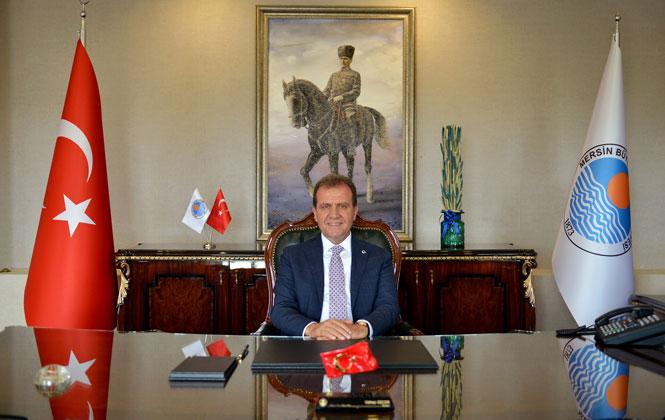 Büyükşehir Belediye Başkanı Vahap Seçer'in Babalar Günü Mesajı