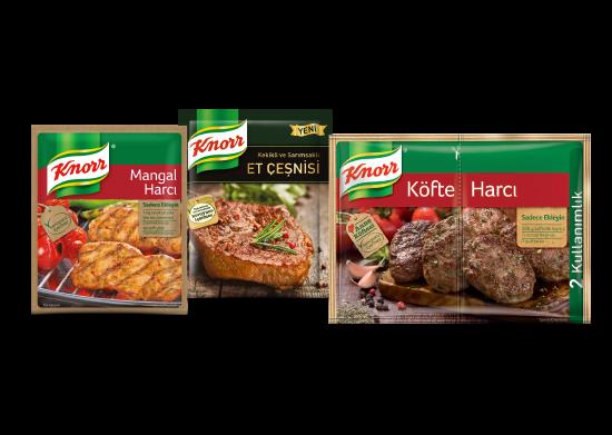 Mangal Harcı/ Et Çeşnisi/ Köfte Harcı Knorr