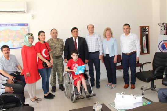Karne Günü: Mersin Tarsus'ta 72 Bin 962 Öğrenci Karne Aldı