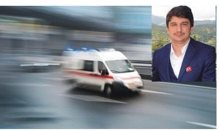 Mersin'in Çamlıyayla İlçe Kaymakamı Resul Yıldırım'ın 3 Yaşındaki Kızı 2. Kattaki Balkondan Düştü.