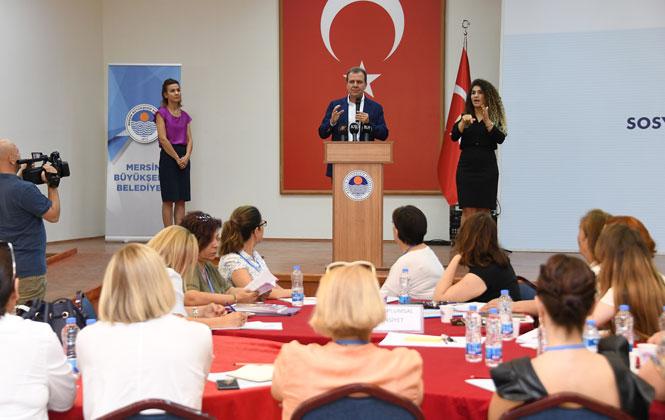 Mersin'de Bir İlk; Sosyal Politikalar Çalıştayı