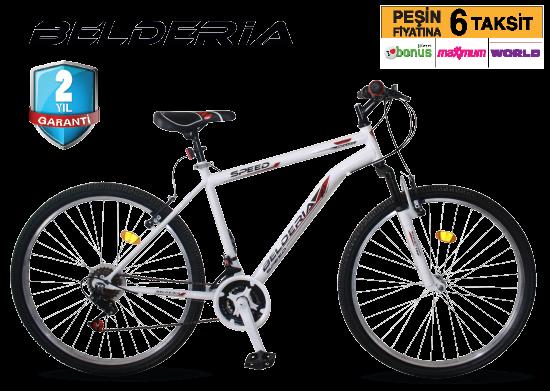Bisiklet 26 Jant Belderia