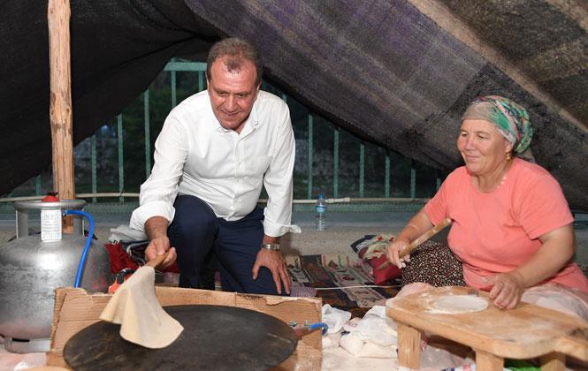 Mersin Büyükşehir Belediye Başkanı Vahap Seçer, 46. Uluslararası Silifke Müzik ve Folklor Festivali'nin Açılışına Katıldı