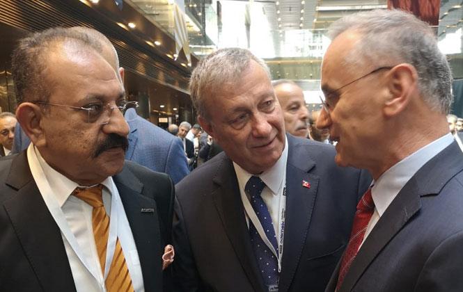 Arslan; Türkiye Tarımı Dünya Piyasaları İle Rekabet Edebilir Düzeyde