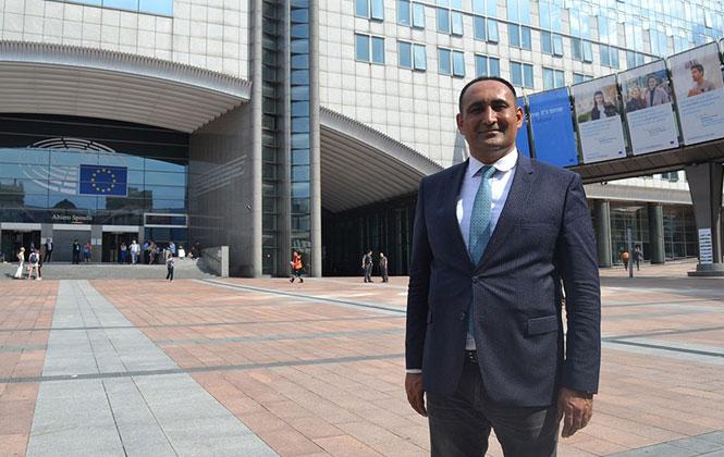 Başkan Yılmaz'dan Avrupalı Yatırımcılara Çağrı