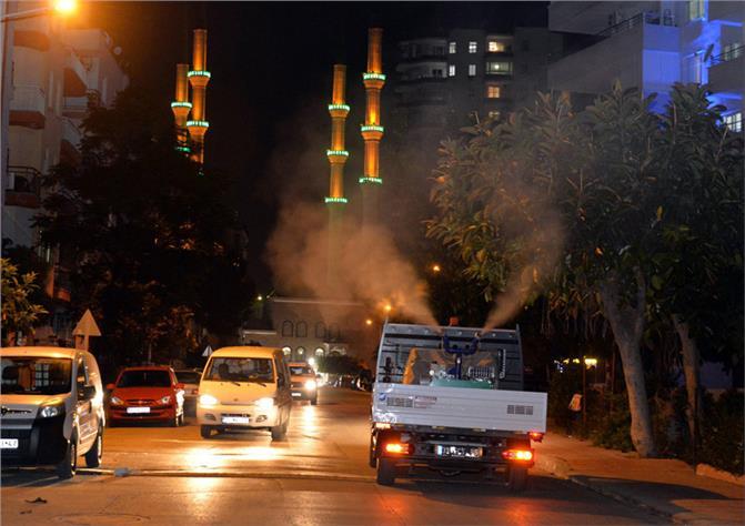 Mersin Büyükşehir Belediyesinden Sinek ve Haşere İlaçlama Konusunda Basın Açıklaması