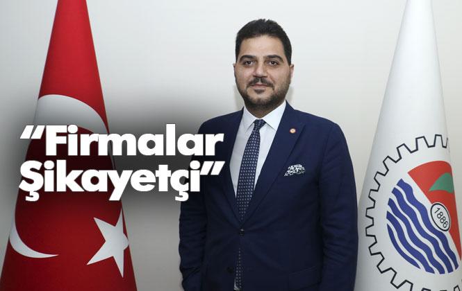"""MTSO 36 No'lu Yurtdışı Muhtelif Ticaret Meslek Komitesi Başkanı Ahmet Baran, """"Dış Ticaret Firmaları Donanımlı Bir Gümrüklü Saha İstiyor"""""""