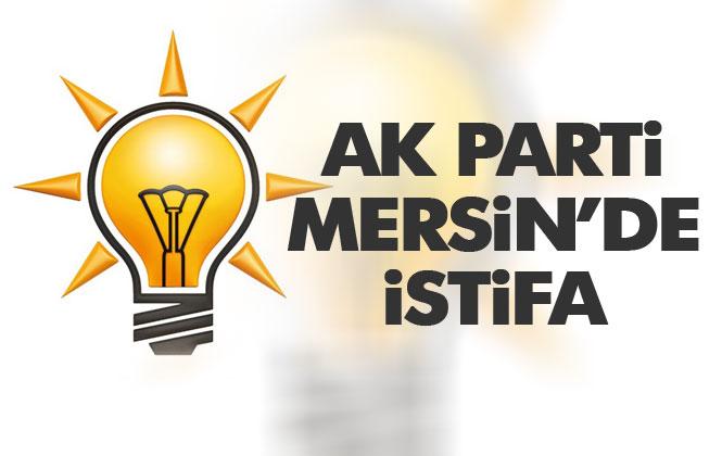 Yenilenen İstanbul Seçimlerinin Ardından, AK Parti Mersin'de İstifa