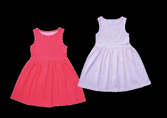 Jile Elbise Kız Çocuk