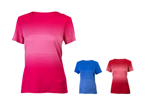 Tişört Spor Kadın