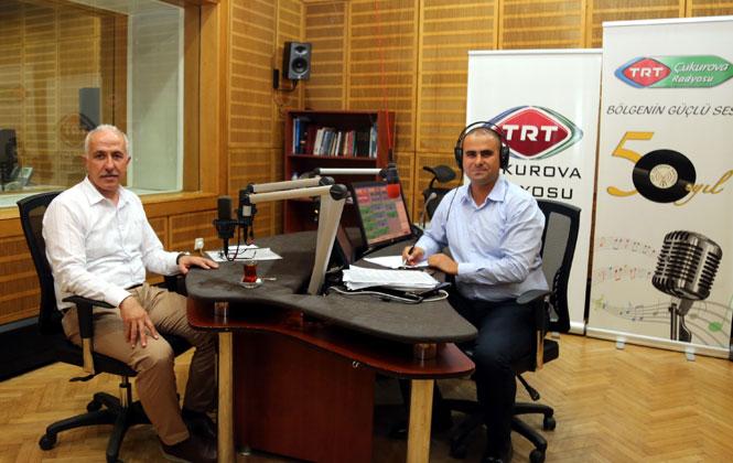 Akdeniz Belediye Başkanı, Hayata Geçecek Hizmet, Proje ve Yatırımları Anlattı