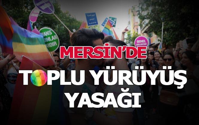 Mersin Valiliği LGBTİ'nin Etkinliğine İzin Vermeyecek