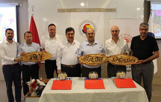 """Mersin Tarsus'ta """"Yeni Arpa Çeşitleri Tanıtım Toplantı"""""""