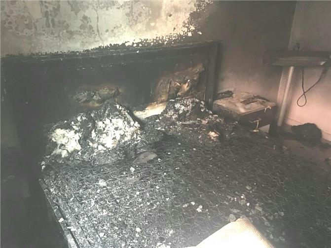 Mersin Tarsus'ta Meydana Gelen İki Farklı Yangın Olayında Kimsenin Burnu Bile Kanamadı