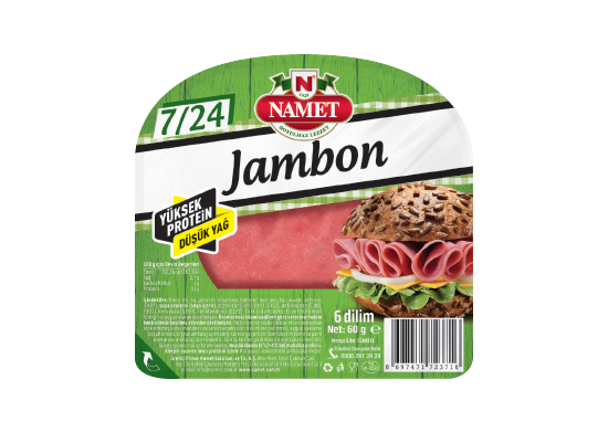Dana Jambon Namet 7/24 60 gr