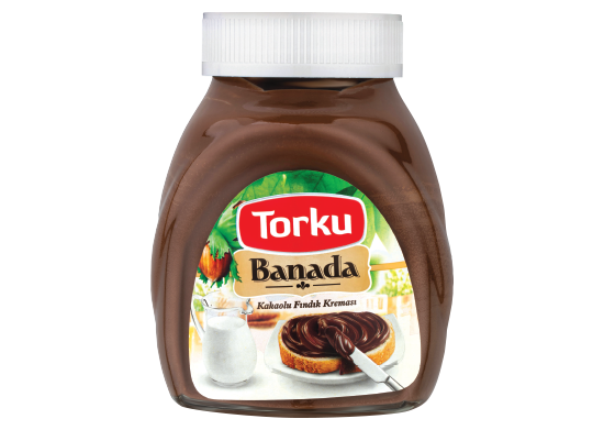Kakaolu Fındık Kreması Torku Banada 1000 gr