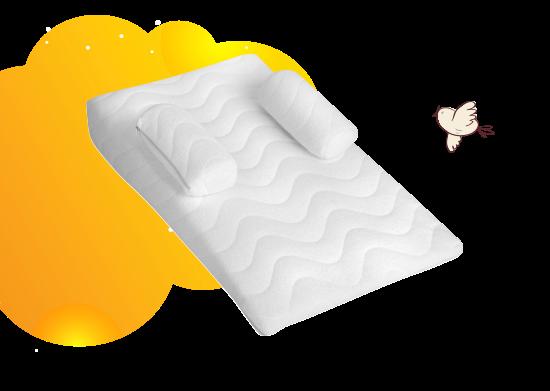 Bebek Reflü Yatağı