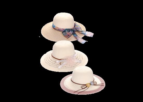 Merserize Şapka Kadın