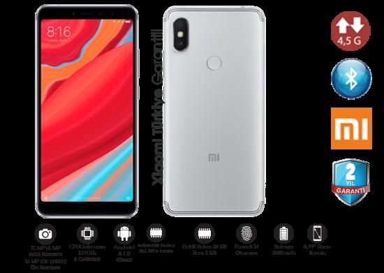 Xiaomi Red Mi S2 32 GB Cep Telefonu