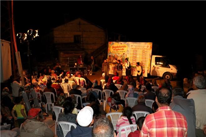 Mersin'de 30 Yaylada Tiyatro Şenliği