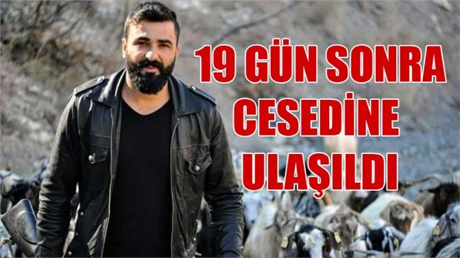 Muzur Nehrine'e Düşen Engin Eroğlu'nun Cesedi 19 Gün Sonra Bulundu